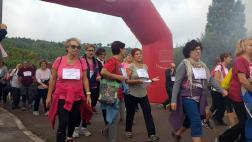 La Cursa de la Dona de Sant Quintí recapta més de 3.000 per a l'associació Ampert