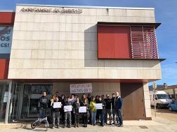 Els treballadors de l'Ajuntament de Subirats denuncien que el govern inclompleix acords del conveni col·lectiu