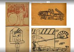 Un acte virtual explica l'escola en temps de la república als alumnes de Santa Margarida i els Monjos