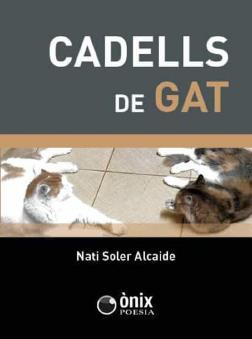 """Nati Soler presenta el nou poemari """"Cadells de gat"""" a L'Agrícol"""